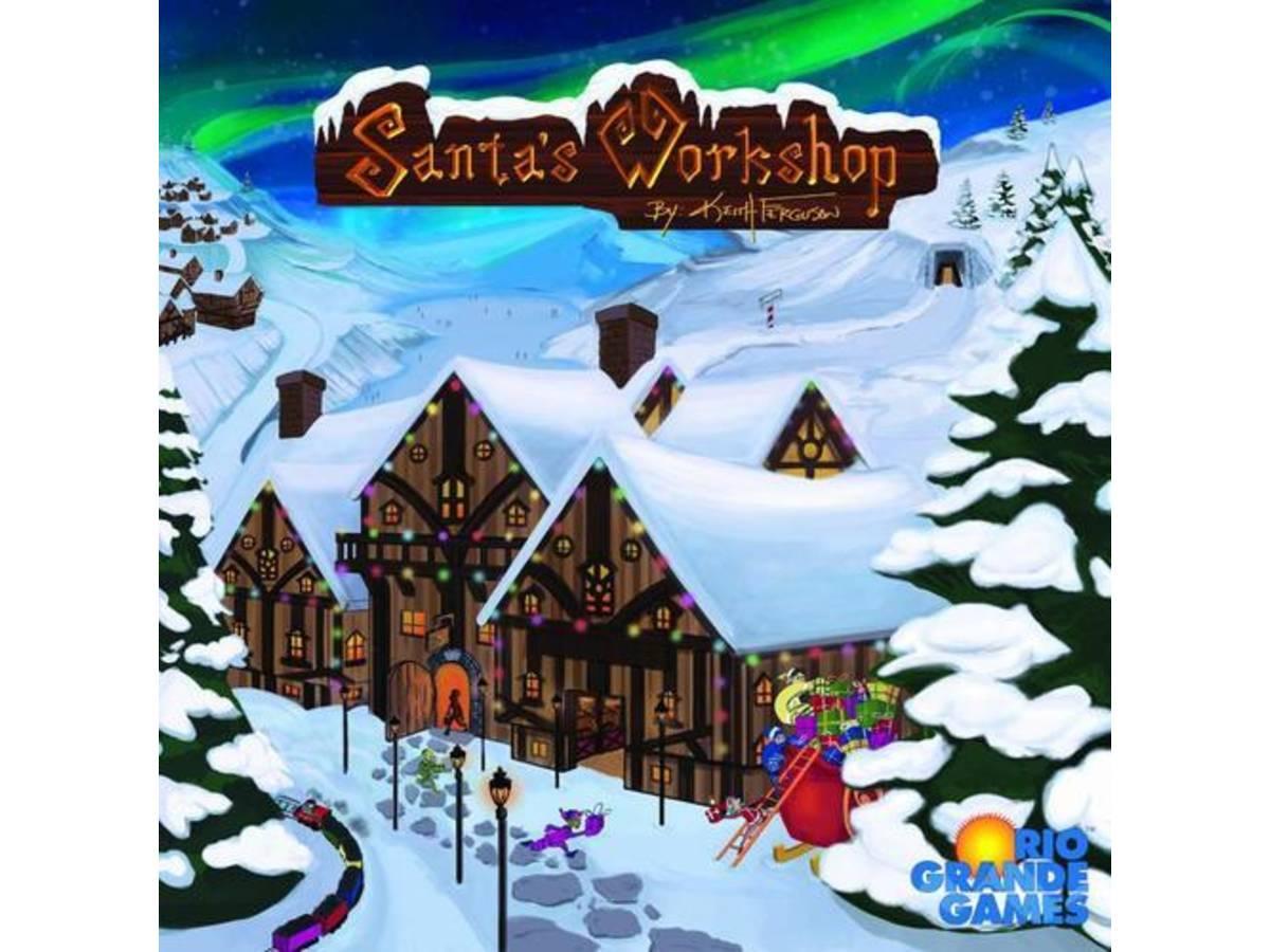 サンタズ・ワークショップ(Santa's Workshop)の画像 #40188 まつながさん