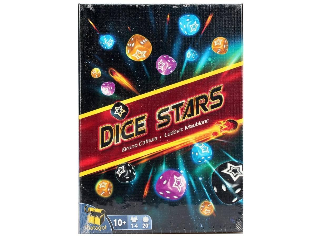 ダイス・スター(DICE STARS)の画像 #35923 ボドゲーマ運営事務局さん
