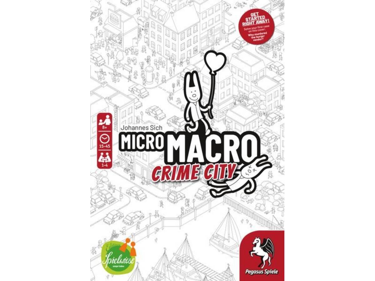 ミクロマクロ:クライムシティ(MicroMacro: Crime City)の画像 #65027 まつながさん