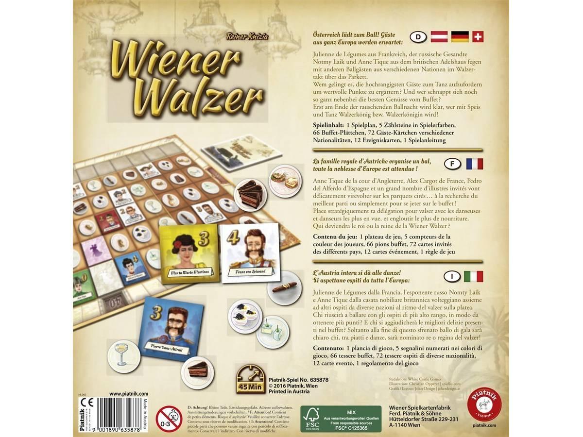ウィンナーワルツ(Wiener Walzer)の画像 #43173 まつながさん