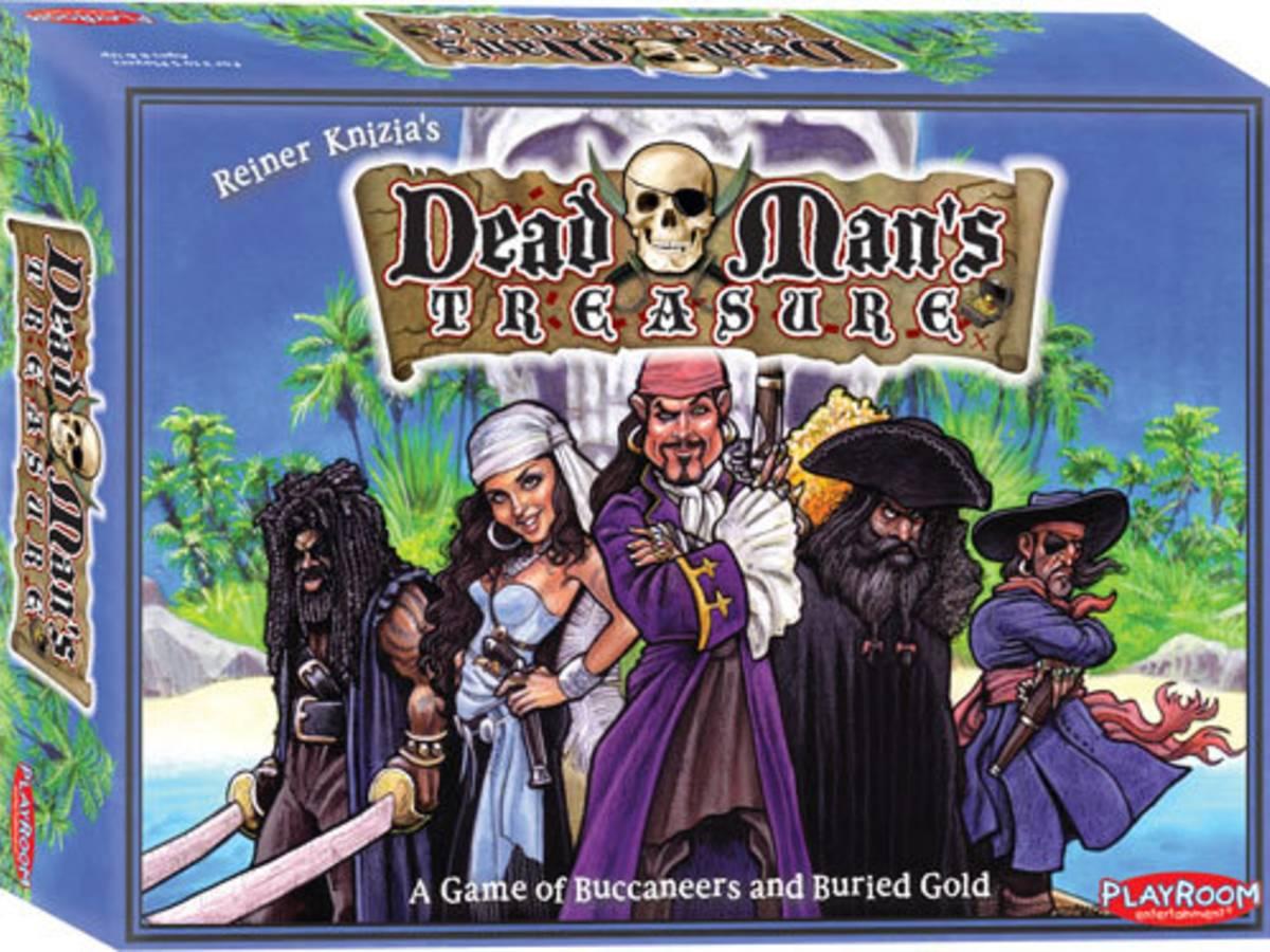 デッドマンズトレジャー(Dead Man's Tresure)の画像 #40848 まつながさん
