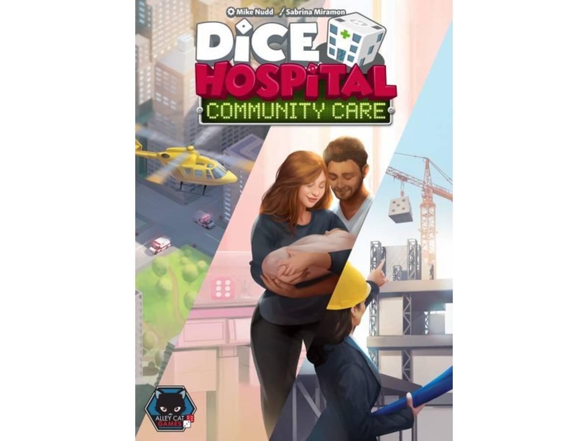 ダイス・ホスピタル:コミュニティ ケア(Dice Hospital: Community Care)の画像 #53692 らめるんさん