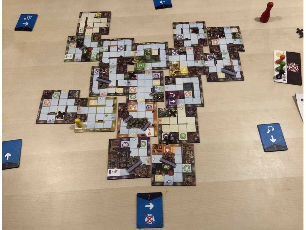 マジックメイズ(Magic Maze)の画像 #53047 Nobuaki Katouさん