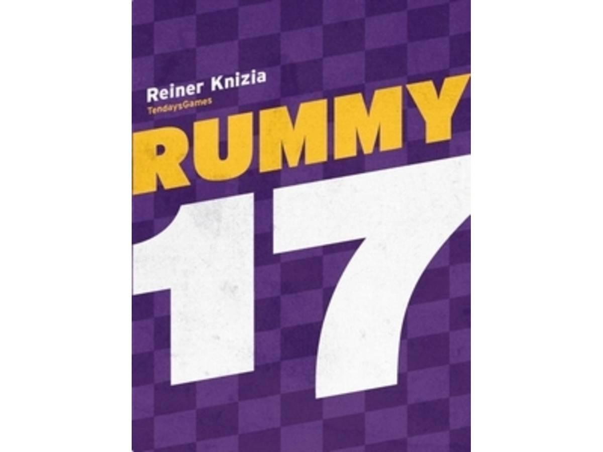 ラミー17(Rummy 17)の画像 #32992 ボドゲーマ運営事務局さん