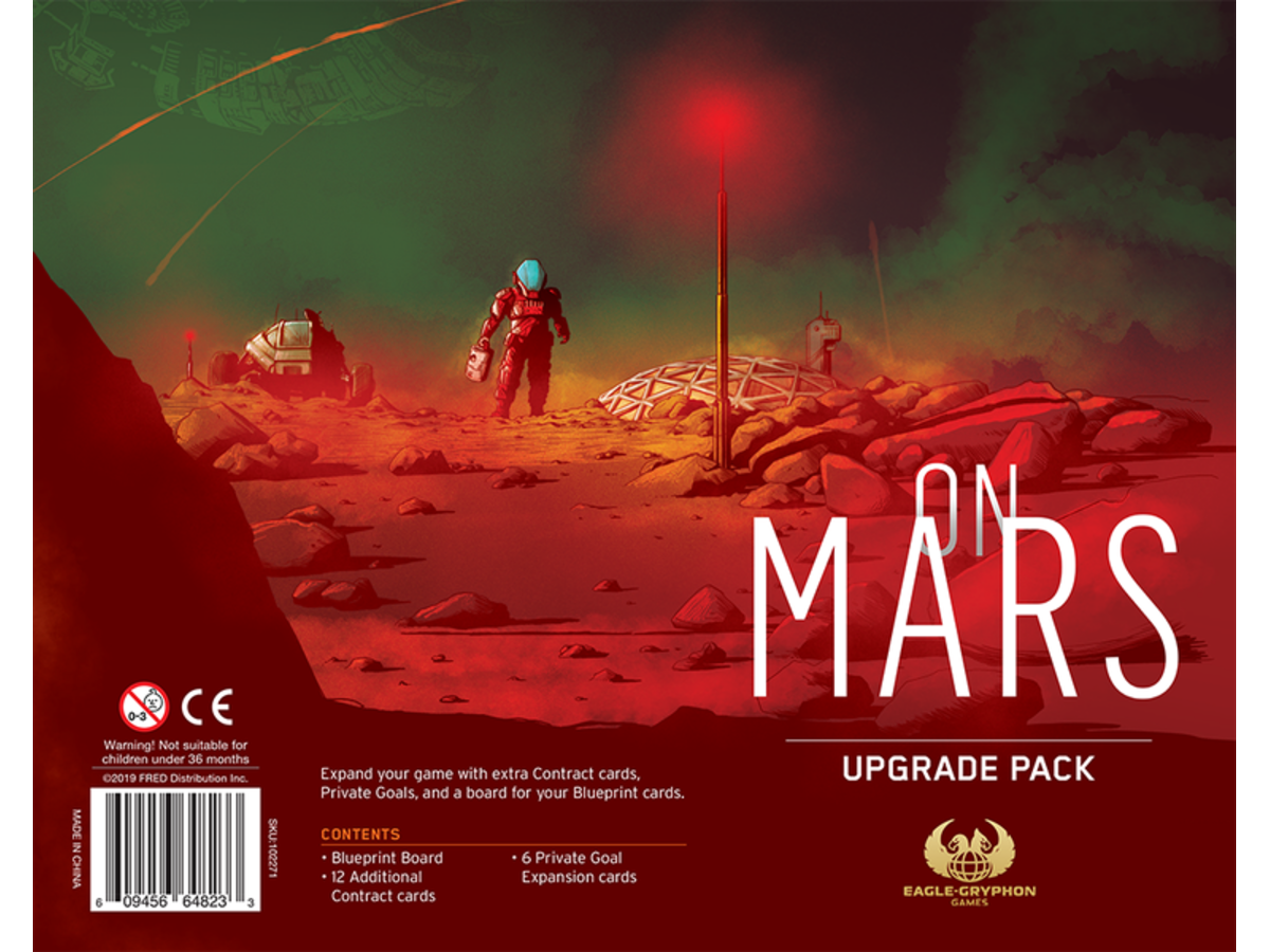 オン・マーズ:アップグレードパック(On Mars: Upgrade Pack)の画像 #64159 まつながさん
