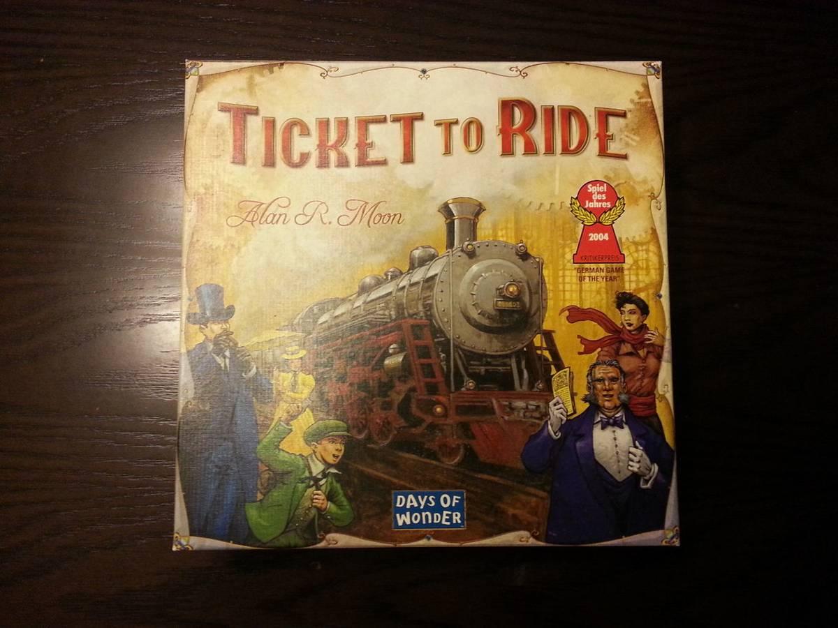 チケットトゥライド / チケットトゥライドアメリカ(Ticket to Ride)の画像 #53397 オグランド(Oguland)さん