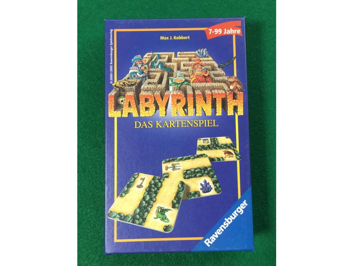 カード・ラビリンス(Labyrinth: The Card Game)の画像 #45229 nekomaruさん