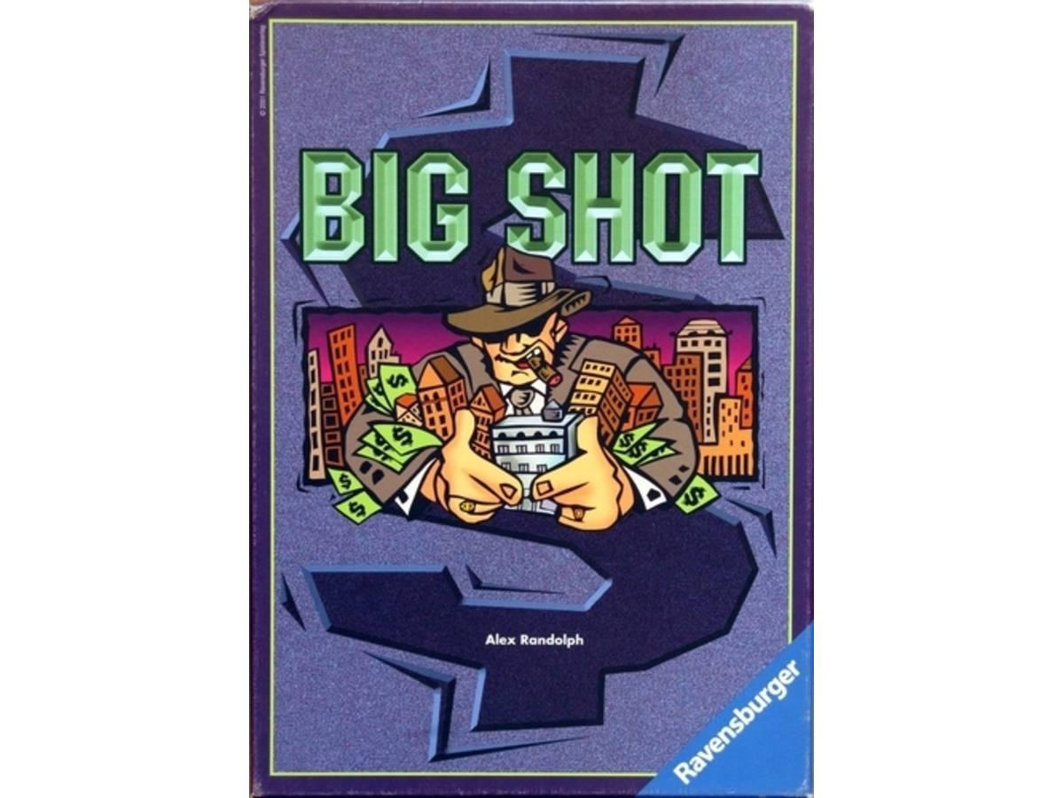 ビッグ・ショット(Big Shot)の画像 #32313 先世見さん