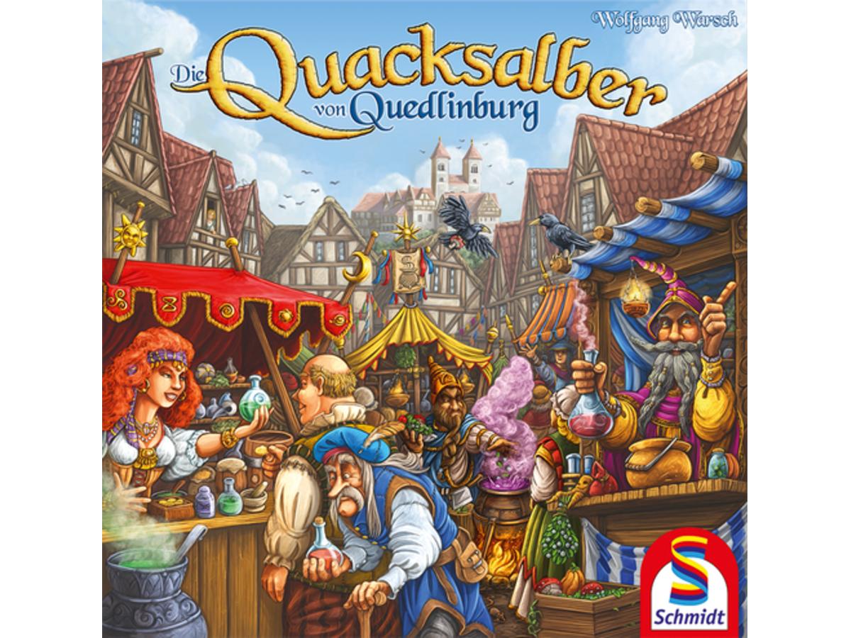 クアックサルバー(Die Quacksalber von Quedlinburg)の画像 #44673 まつながさん