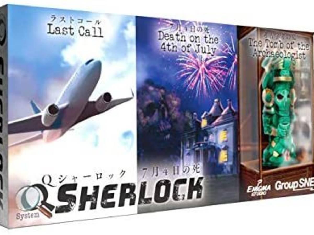 Qシャーロック:7月4日の死(Sherlock: Death on the 4th of July)の画像 #61219 まつながさん