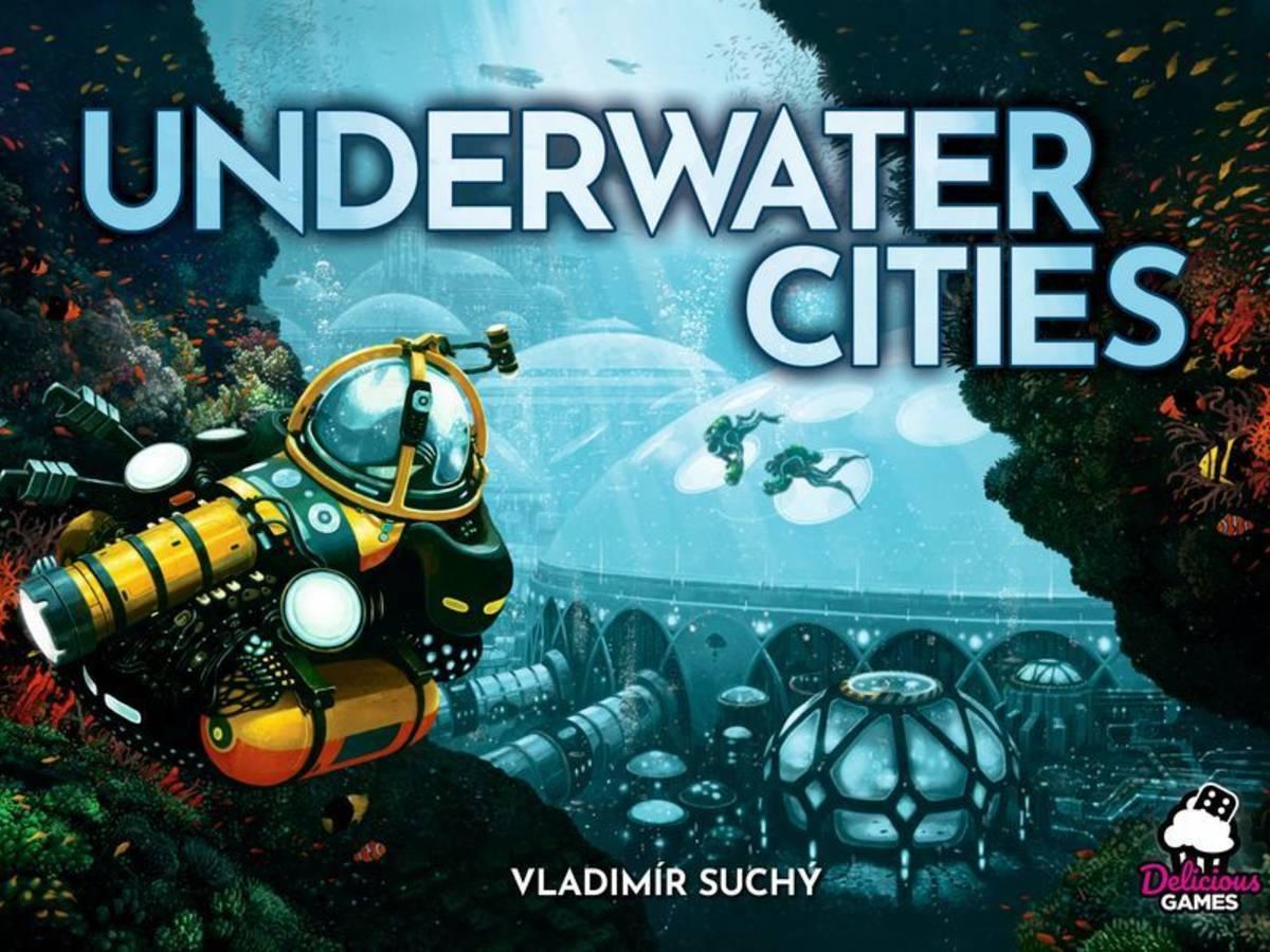 アンダーウォーターシティーズ(Underwater Cities)の画像 #47277 まつながさん