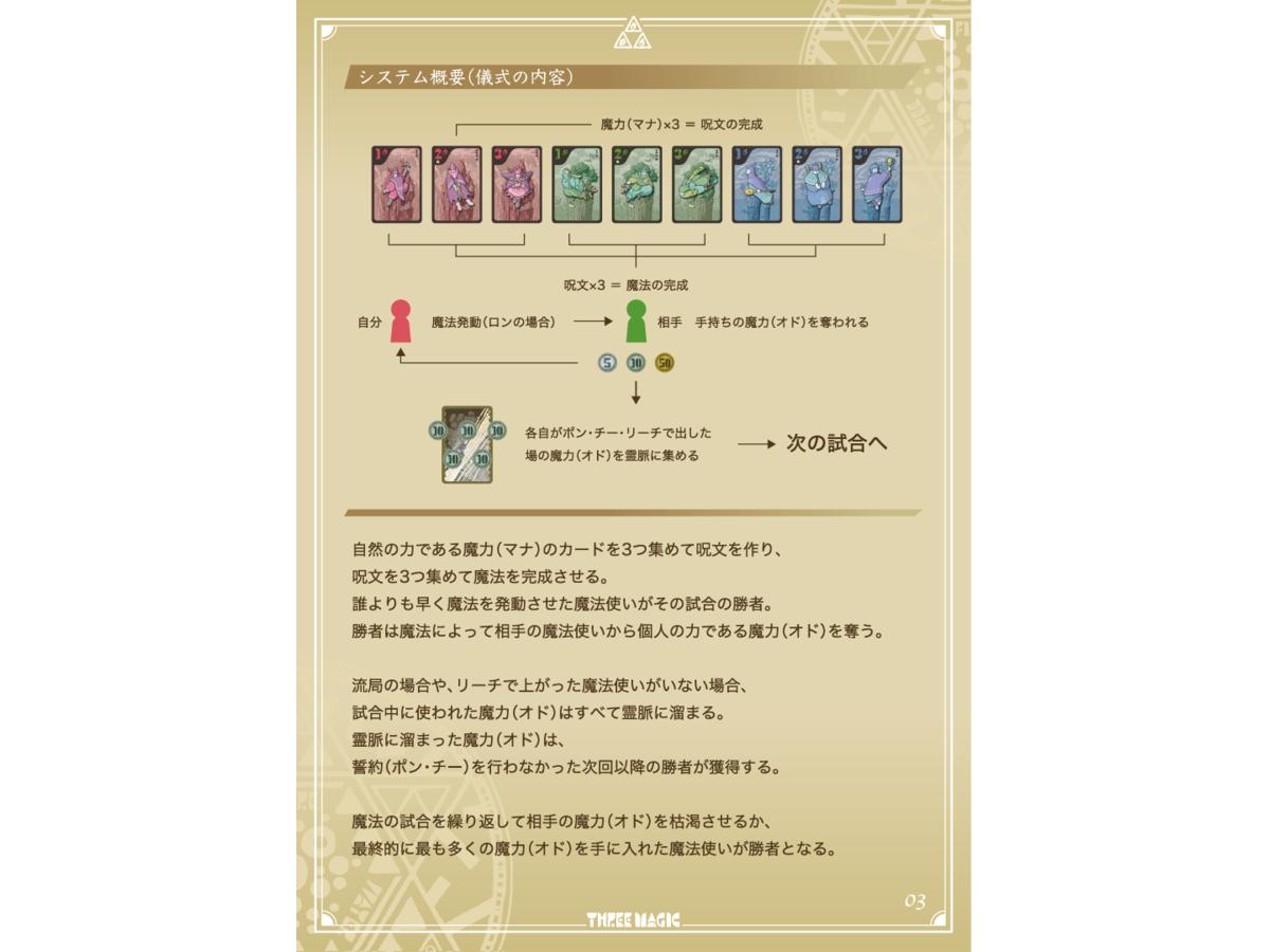 スリーマジック(Three Magic)の画像 #51599 tsukahara_keiさん