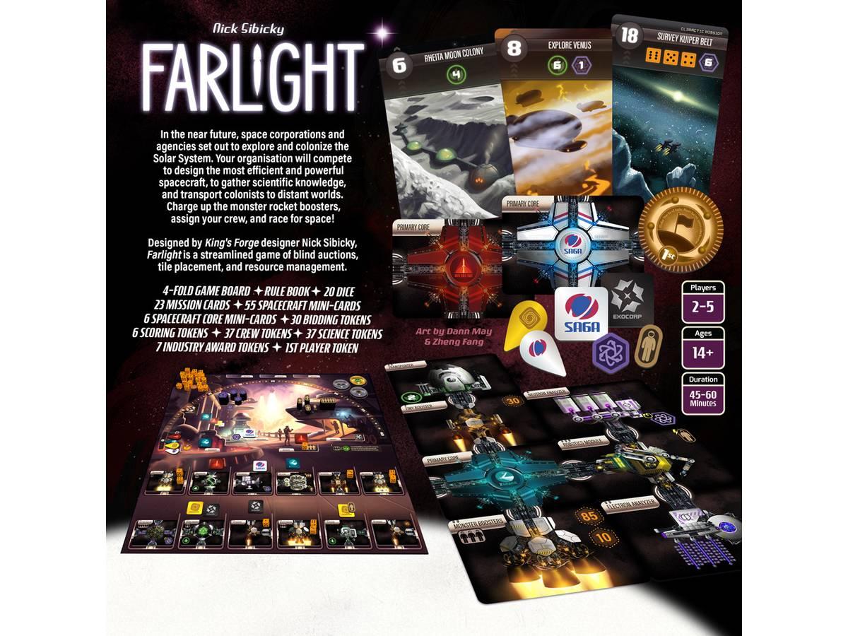 ファーライト(Farlight)の画像 #35776 ボドゲーマ運営事務局さん