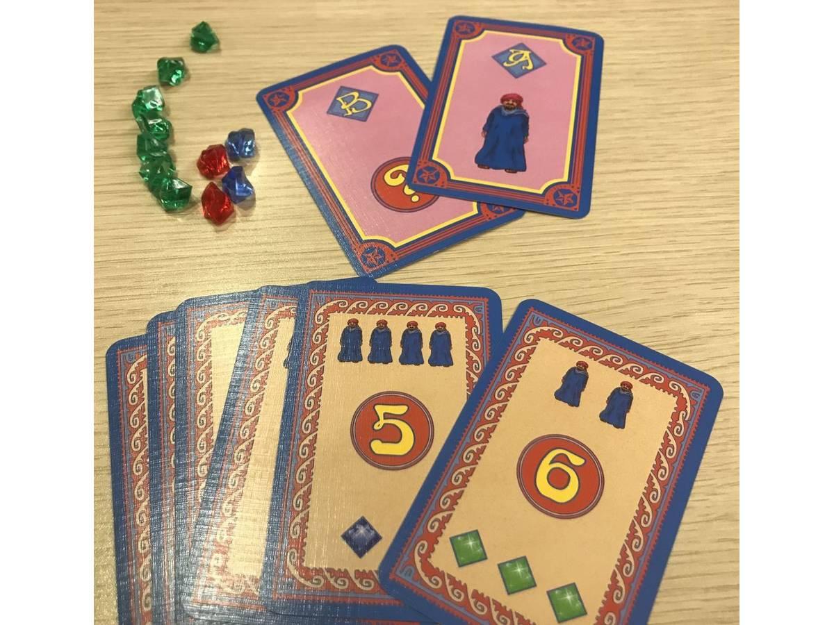 バザリ:カードゲーム(Basari: Das Kartenspiel)の画像 #43700 82BG@19秋GM(土日)出展さん