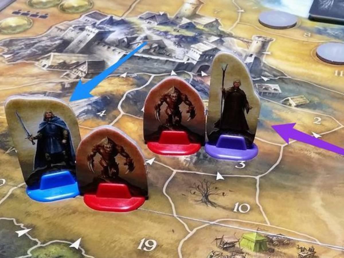 アンドールの伝説(Legends of Andor)の画像 #44494 あーるさん