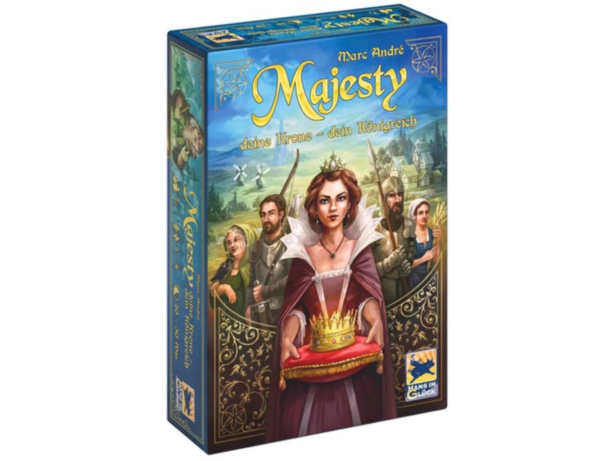 マジェスティ(Majesty: For the Realm)の画像 #39552 まつながさん