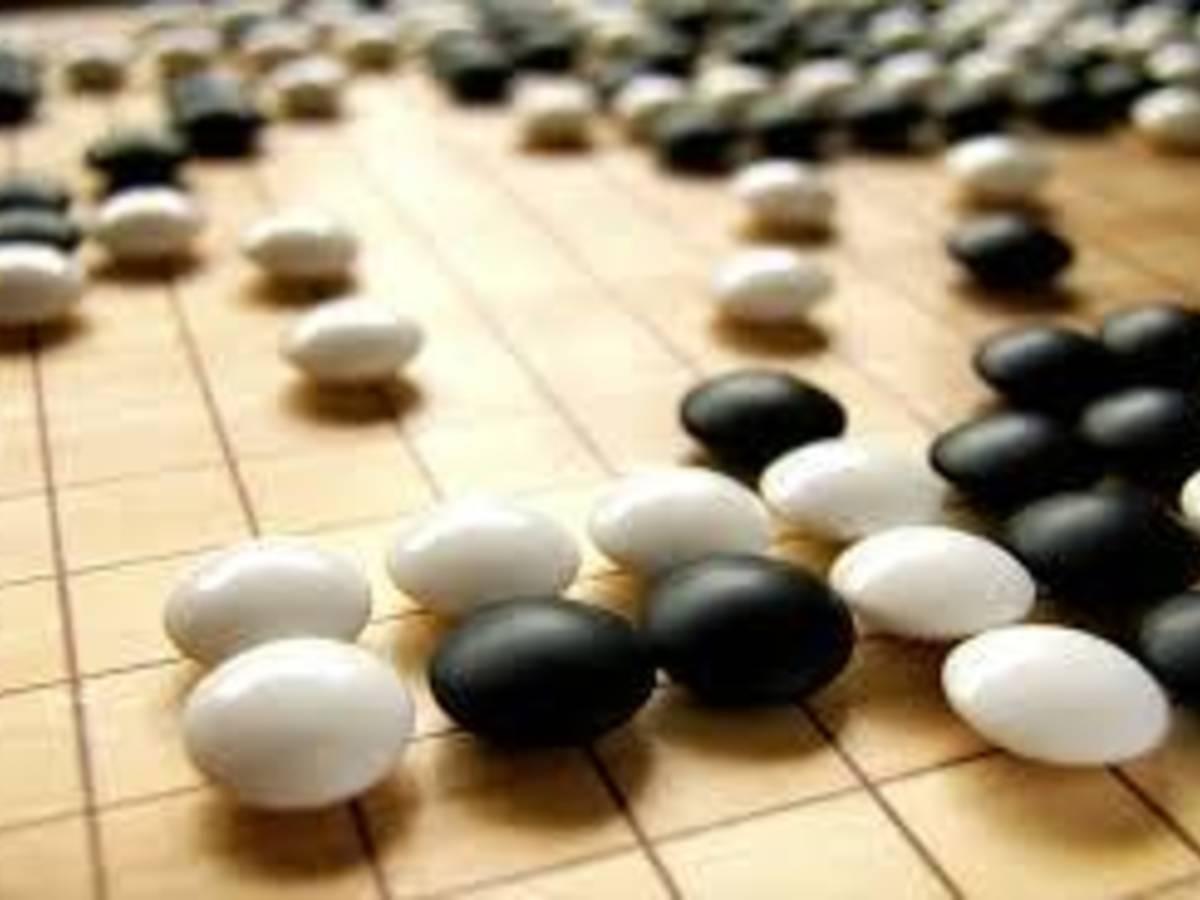 囲碁(Igo)の画像 #53606 『RE:ALL(リオール)』ボドゲカフェさん