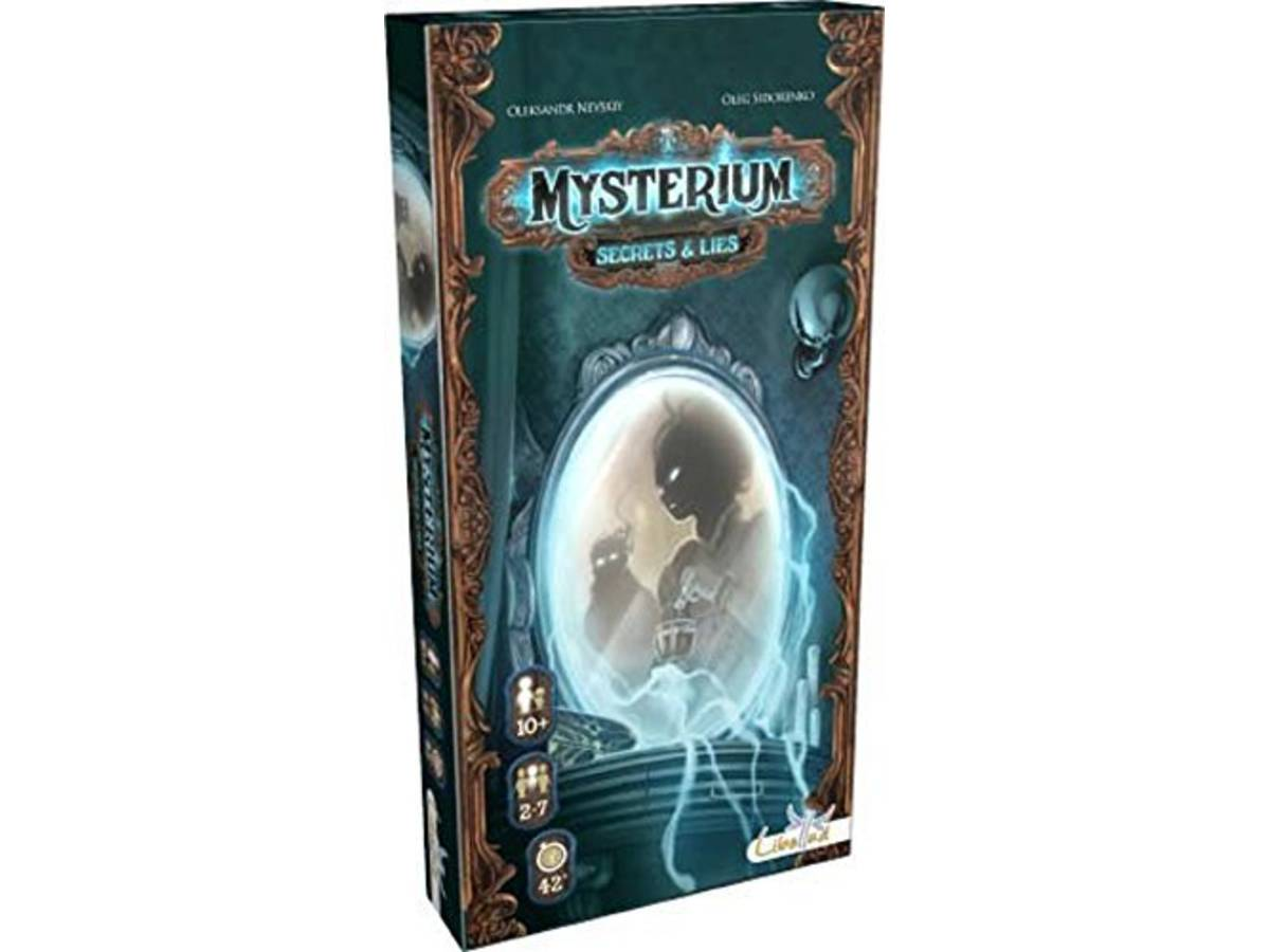 ミステリウム:秘密と嘘(Mysterium: Secrets & Lies)の画像 #40210 まつながさん