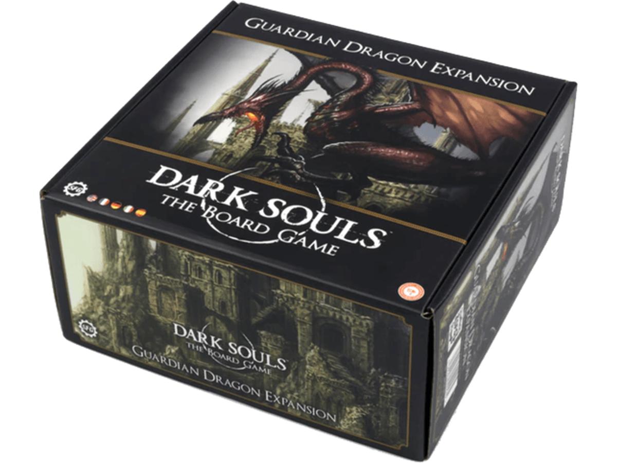 ダークソウル ボードゲーム:護り竜(拡張)(Dark Souls: The Board Game – Guardian Dragon Boss Expansion)の画像 #72255 まつながさん