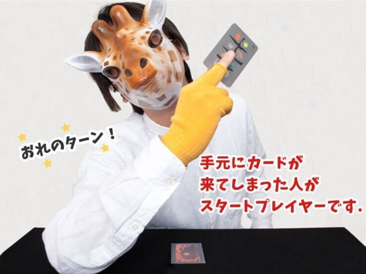 ごきぶりポーカー(Cockroach Poker / Kakerlakenpoker)の画像 #52468 FUTARIASOBIさん