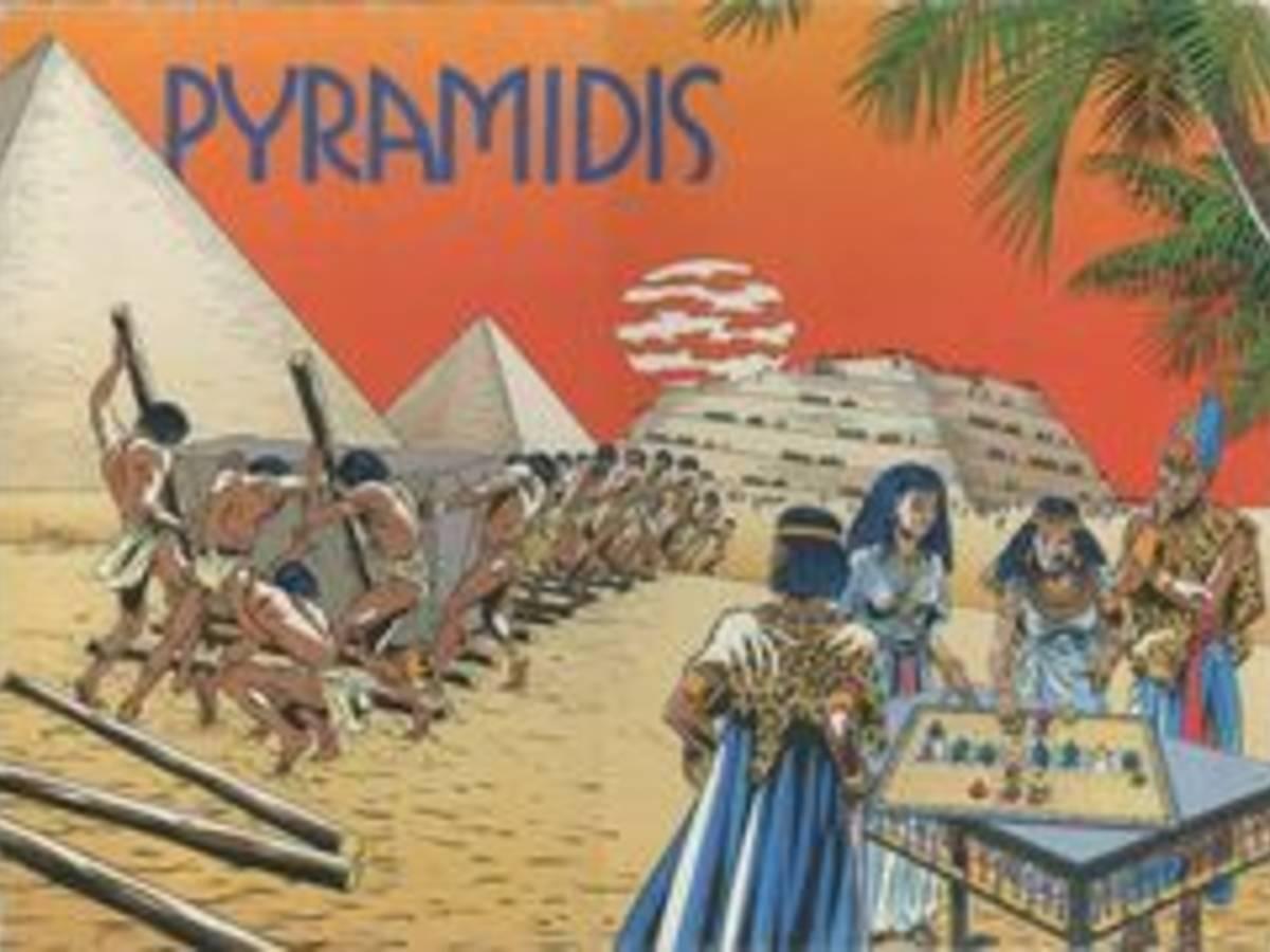 ピラミディス(Pyramidis)の画像 #34645 メガネモチノキウオさん
