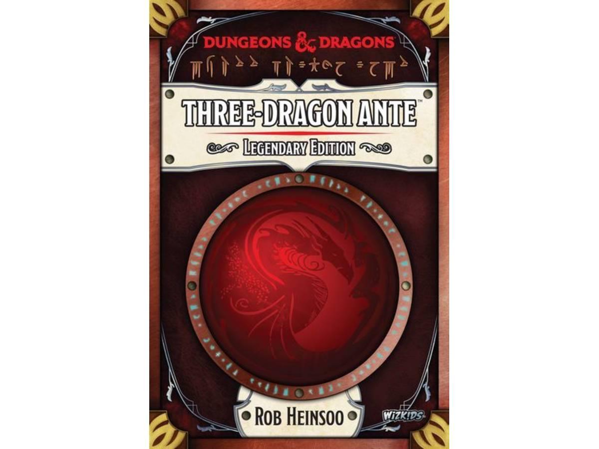 スリードラゴン アンティ レジェンダリーエディション(Three-Dragon Ante: Legendary Edition)の画像 #59639 まつながさん