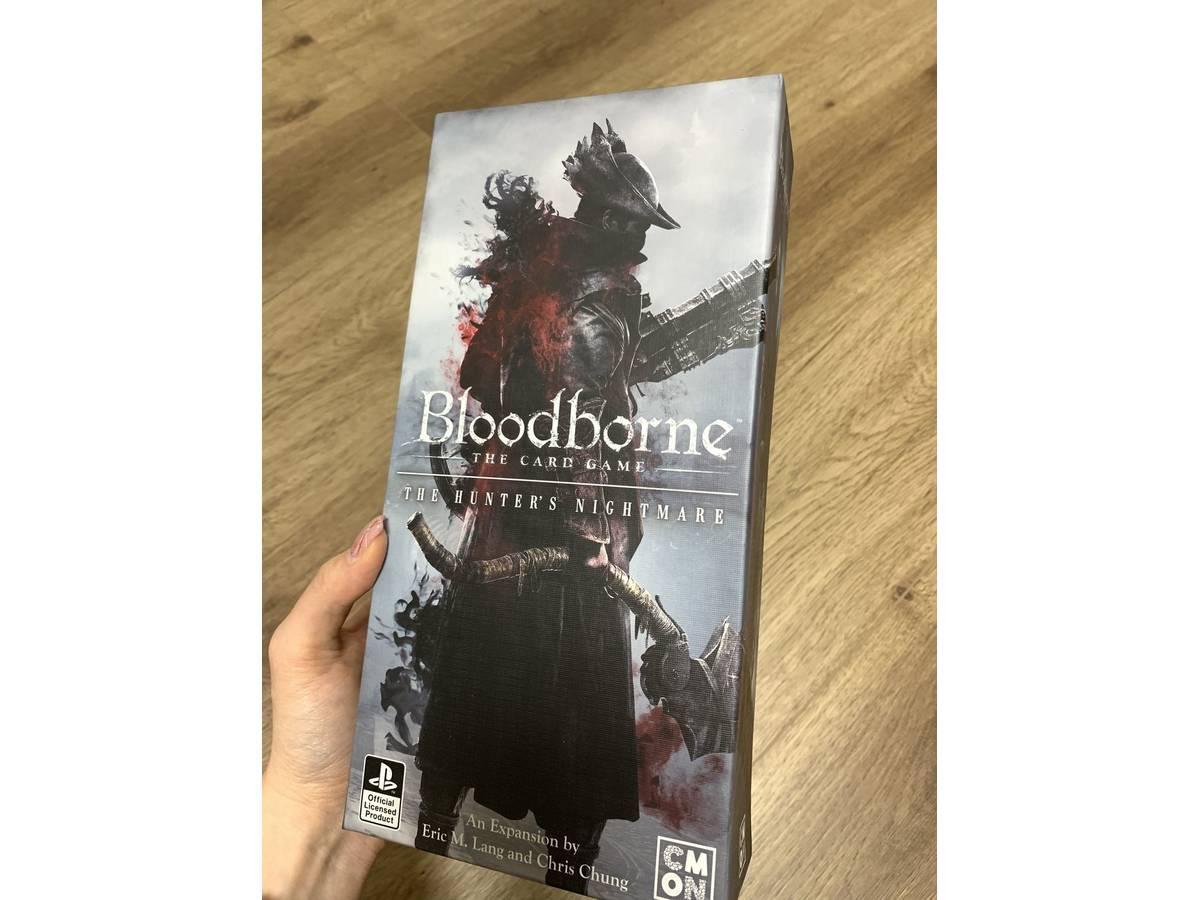 ブラッドボーン:カードゲーム ハンターズナイトメア(Bloodborne: The Card Game – The Hunter's Nightmare)の画像 #49994 メガネのかをるさん
