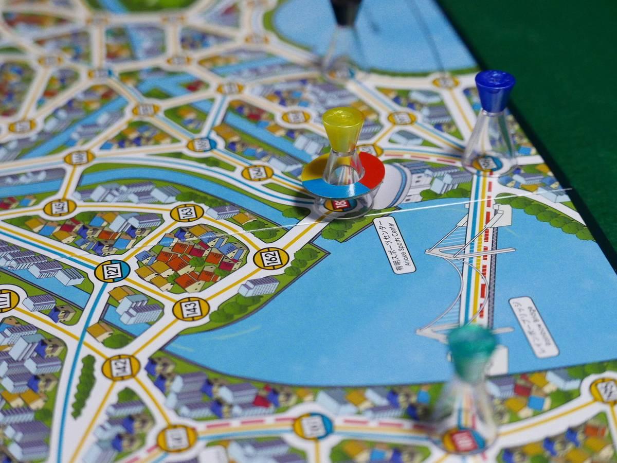スコットランドヤード:東京(Scotland Yard: Tokyo)の画像 #29727 ぽっくりさん