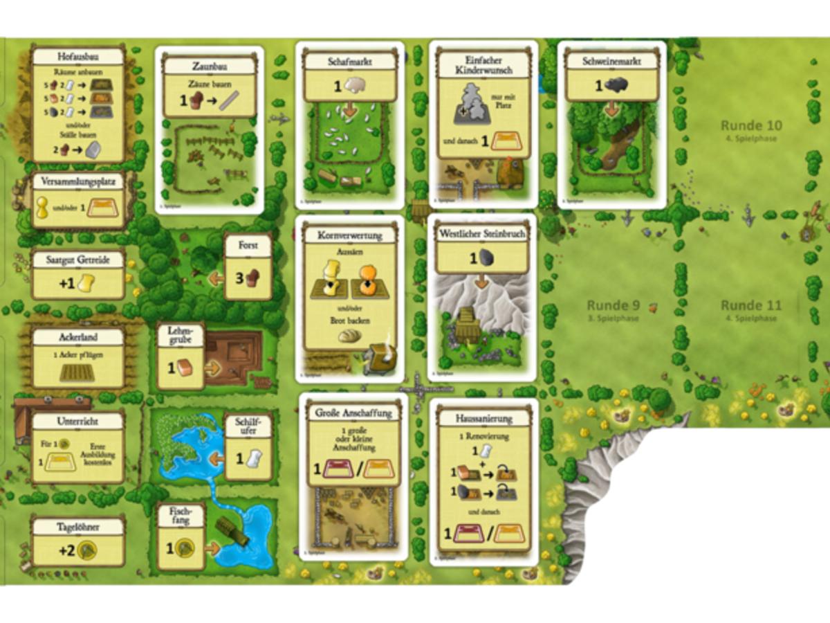 アグリコラ:リバイズドエディション(Agricola: Revised Edition)の画像 #33350 ボドゲーマ運営事務局さん