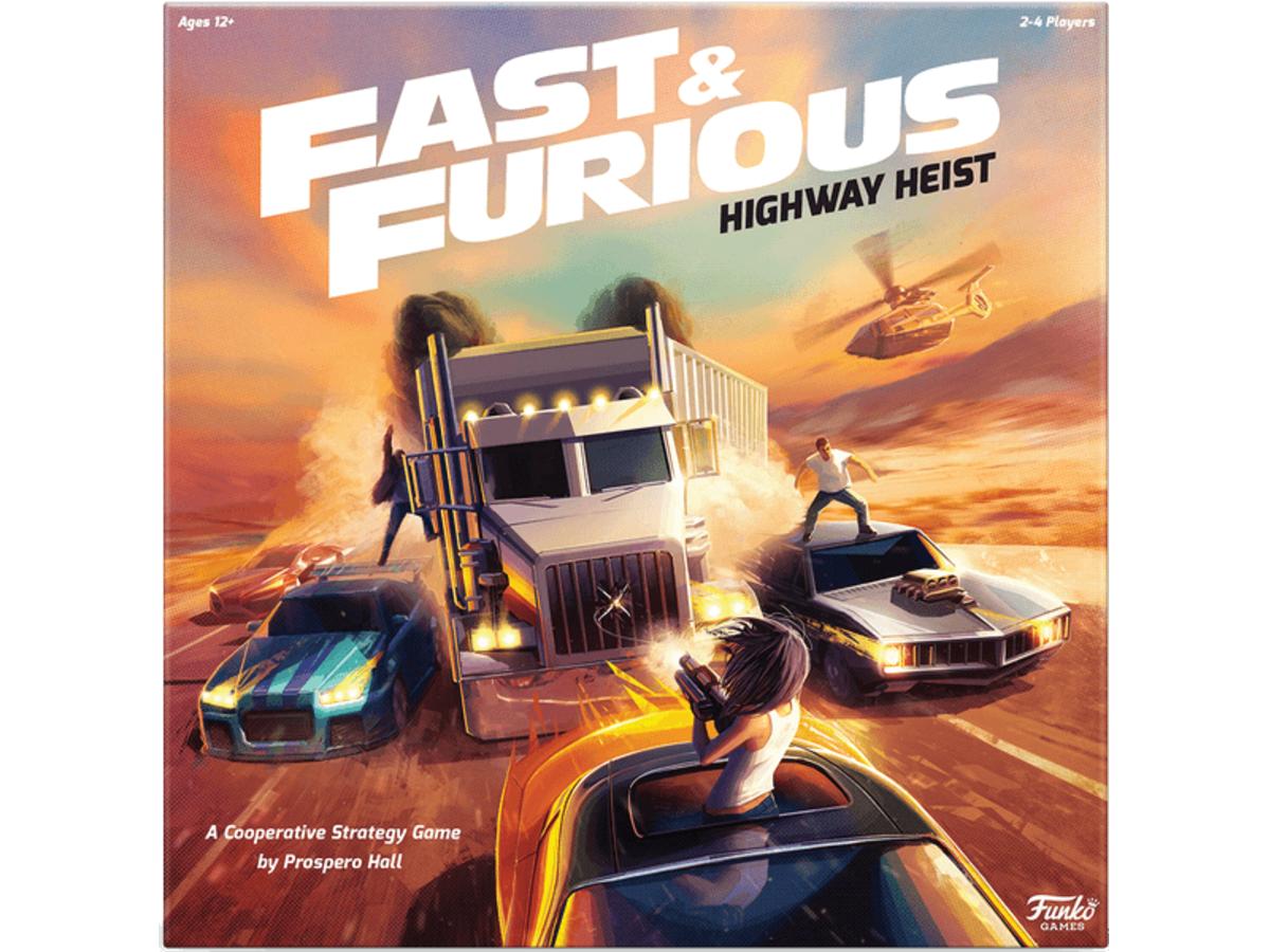 ワイルド・スピード  ハイウェイハイスト(Fast & Furious: Highway Heist)の画像 #71872 まつながさん