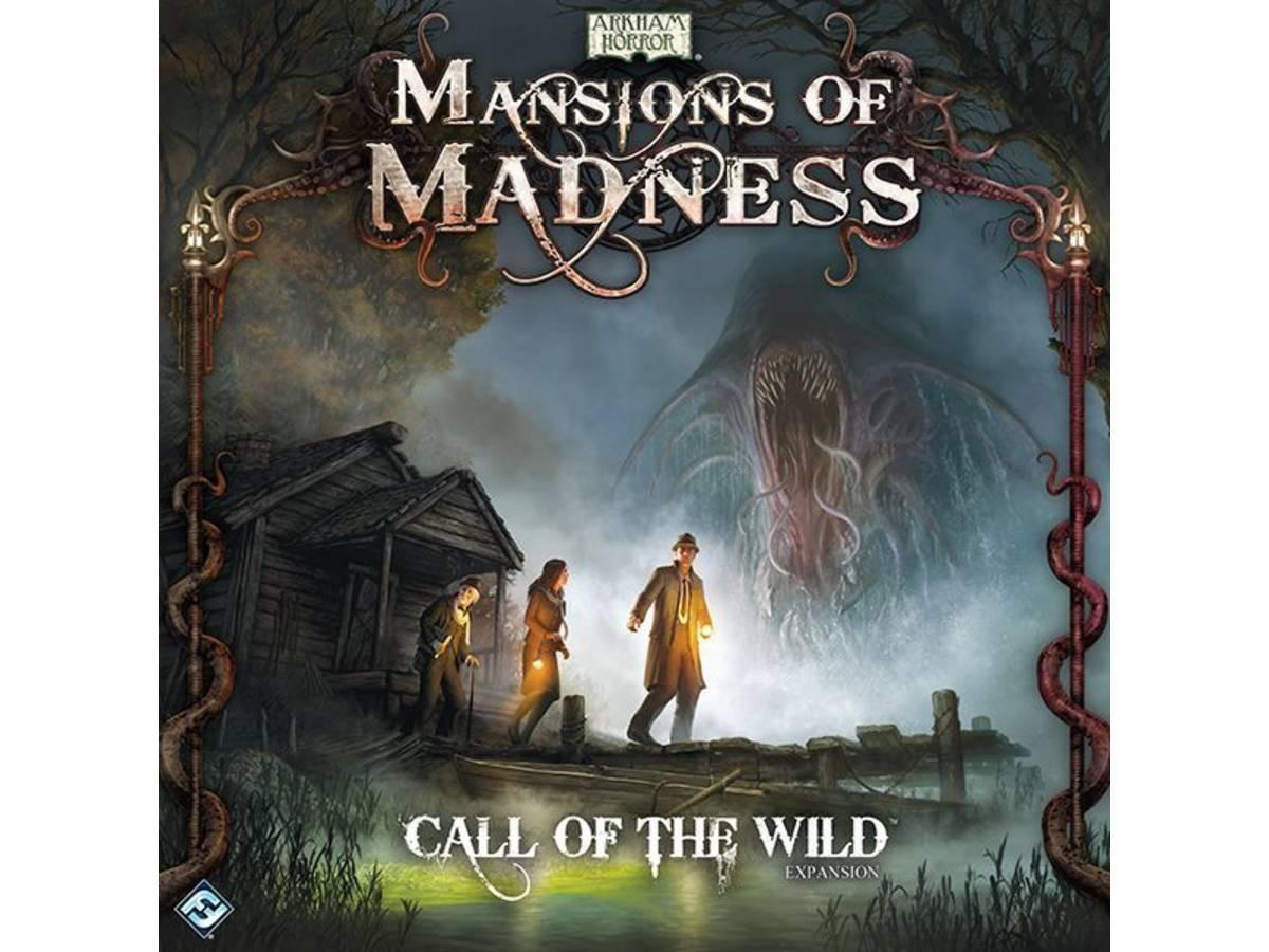 マンション・オブ・マッドネス:野生の呼び声(Mansions of Madness: Call of the Wild)の画像 #72265 まつながさん
