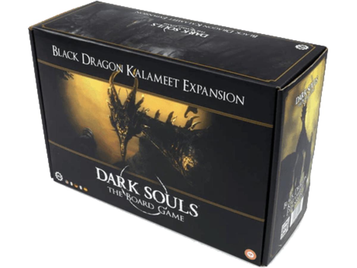 ダークソウル ボードゲーム:黒竜カラミット(拡張)(Dark Souls: The Board Game – Black Dragon Kalameet Boss Expansion)の画像 #72256 まつながさん