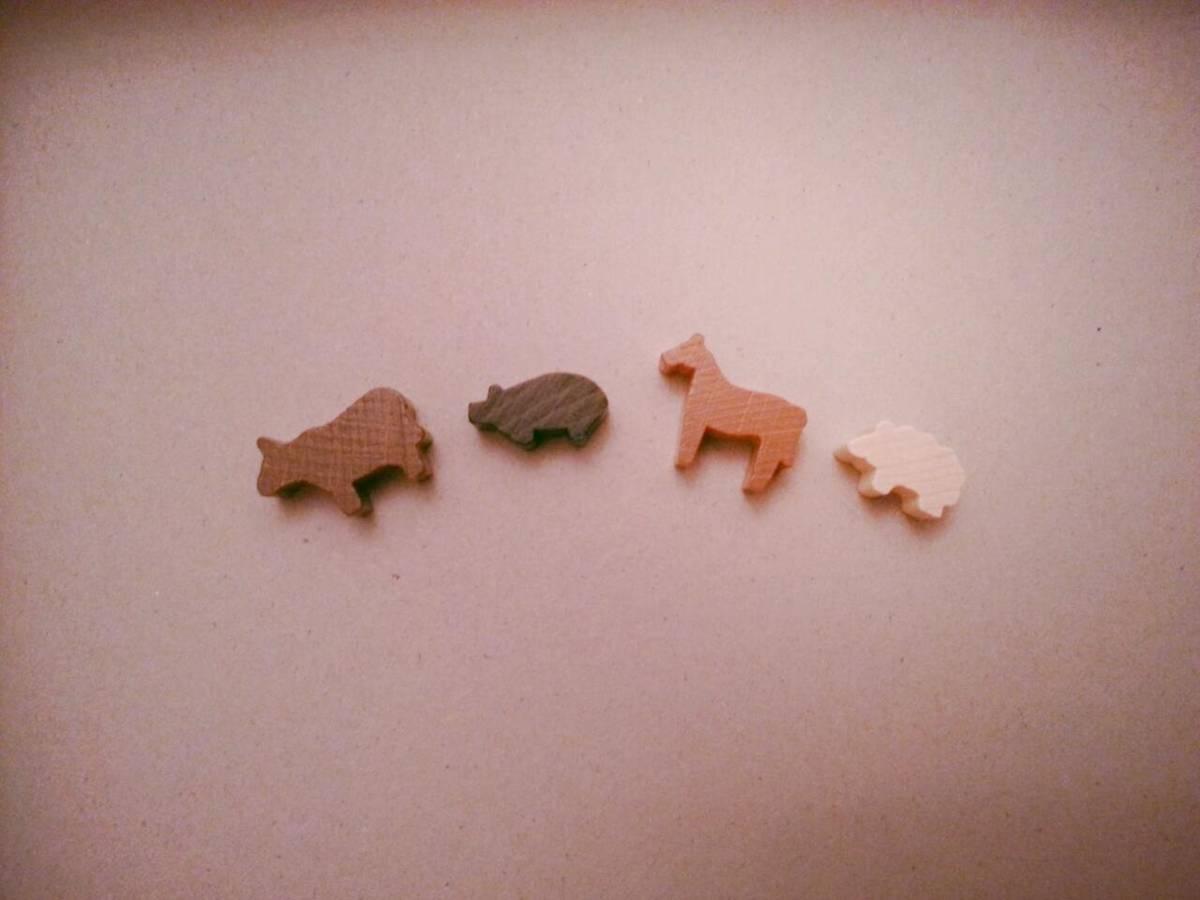 アグリコラ(2人用):牧場の動物たち(Agricola: All Creatures Big and Small)の画像 #30224 NAGiiさん