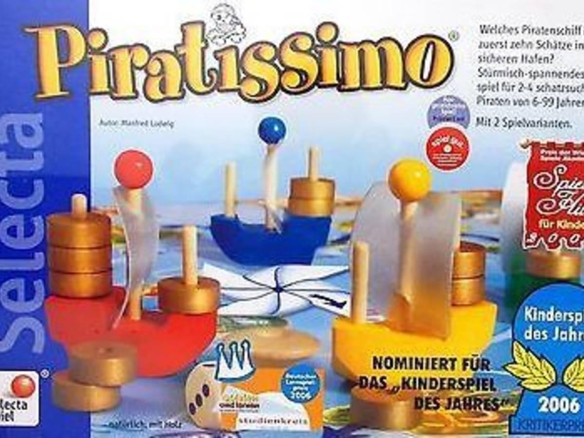 パイレーツゲーム(Piratissimo)の画像 #34147 Pinoさん