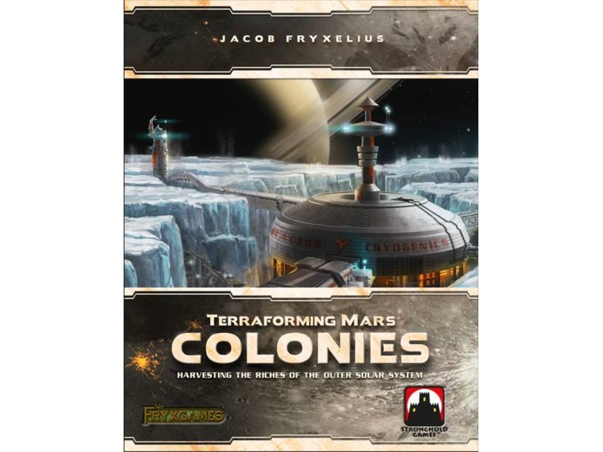 テラフォーミングマーズ:コロニーズ(拡張)(Terraforming Mars: Colonies)の画像 #46133 まつながさん
