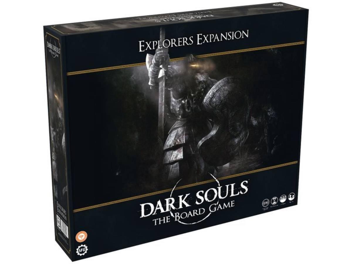 ダークソウル:ボードゲーム 探索者拡張(Dark Souls: The Board Game – Explorers Expansion)の画像 #65472 まつながさん