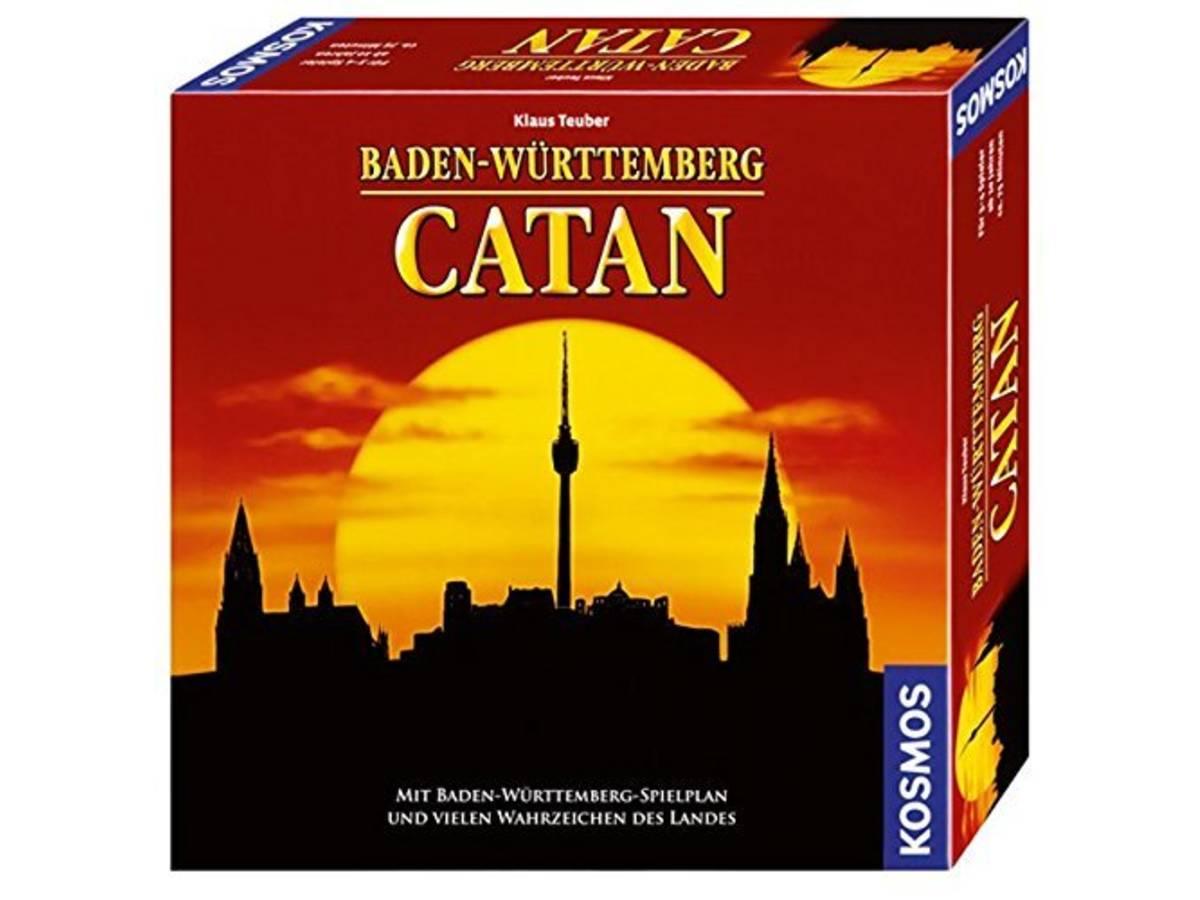 バーデン・ヴュルテンベルク・カタン(Baden-Württemberg Catan)の画像 #47586 ボドゲーマ運営事務局さん