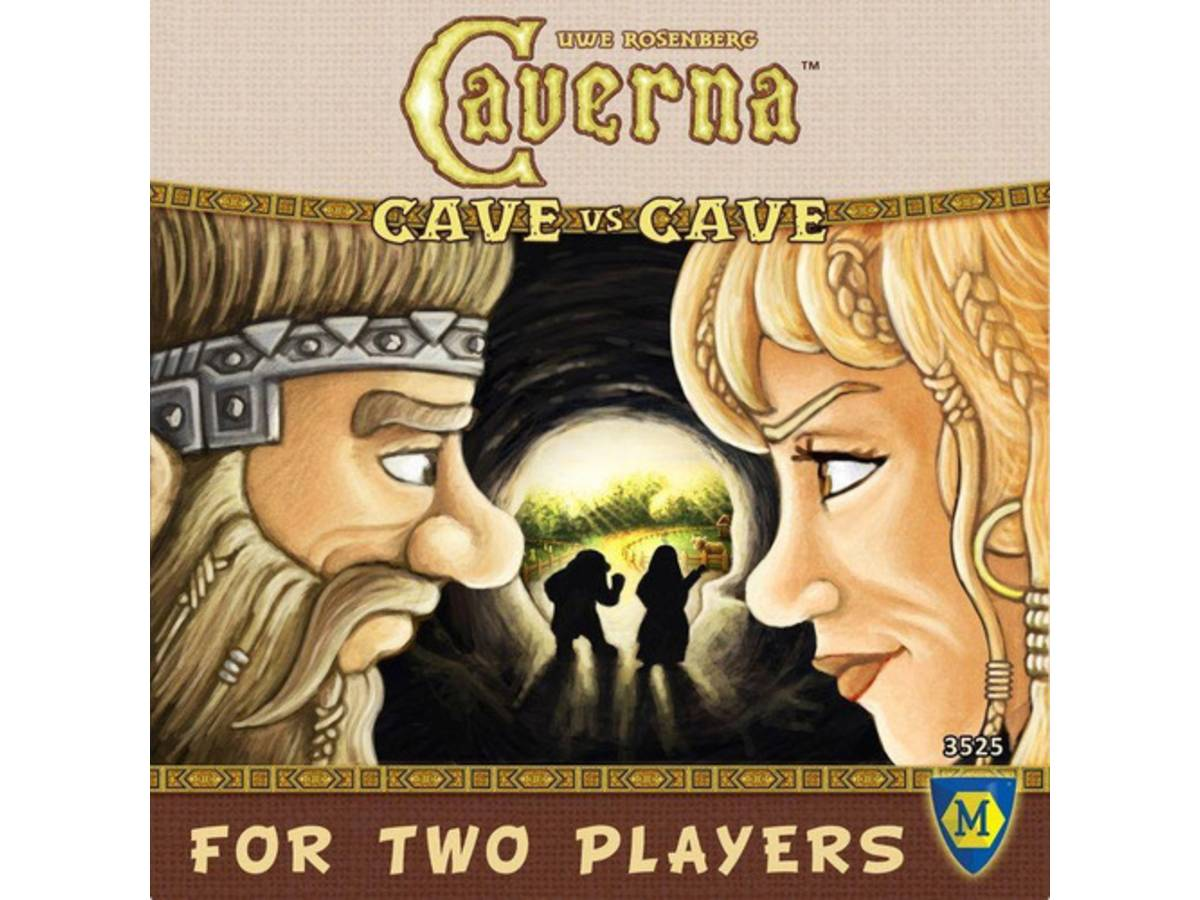 カヴェルナ:洞窟対決(Caverna: Cave vs Cave)の画像 #37105 まつながさん