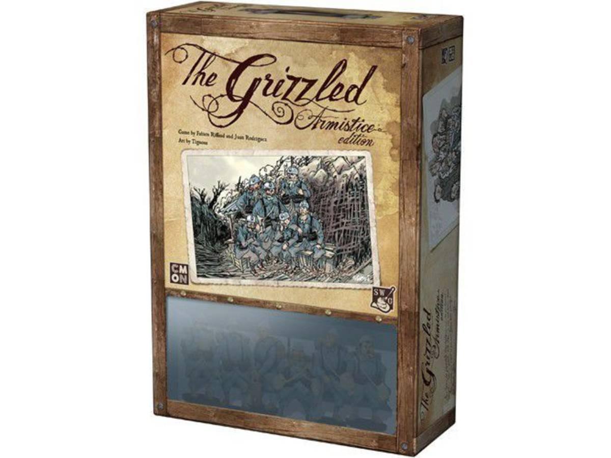 グリッズルド:休戦版(The Grizzled: Armistice Edition)の画像 #50631 まつながさん