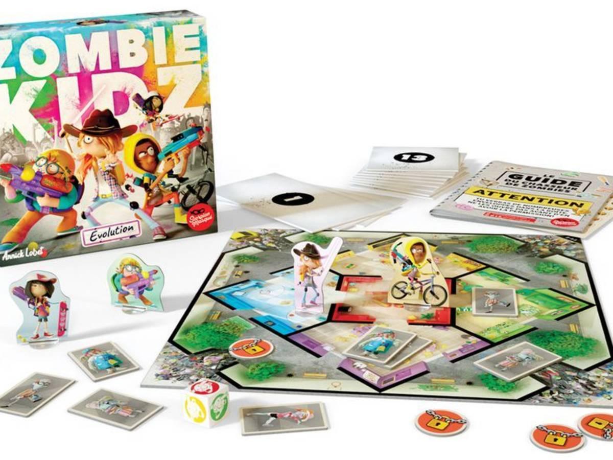 ゾンビキッズ:進化の封印(Zombie Kidz Evolution)の画像 #50156 まつながさん