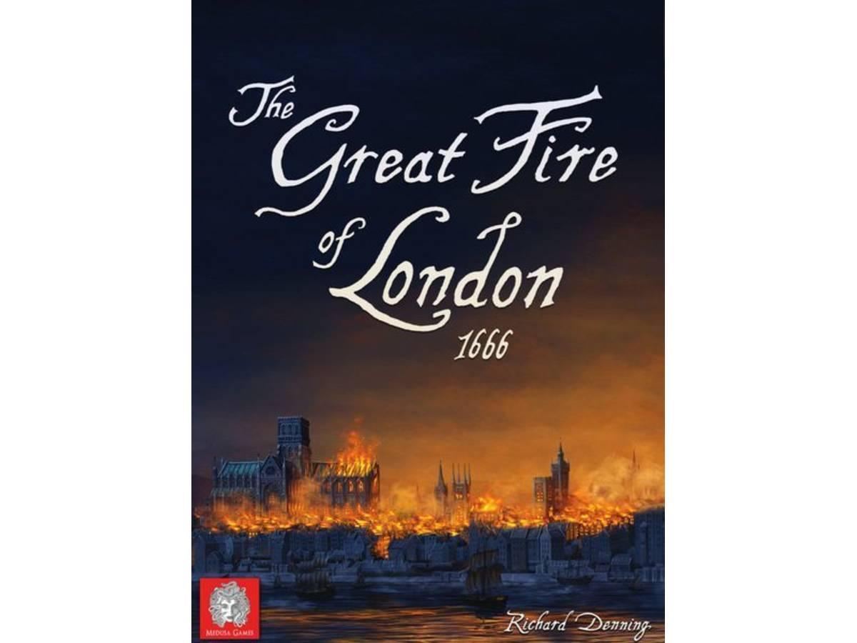 ロンドン大火1666(The Great Fire of London 1666)の画像 #58370 らめるんさん