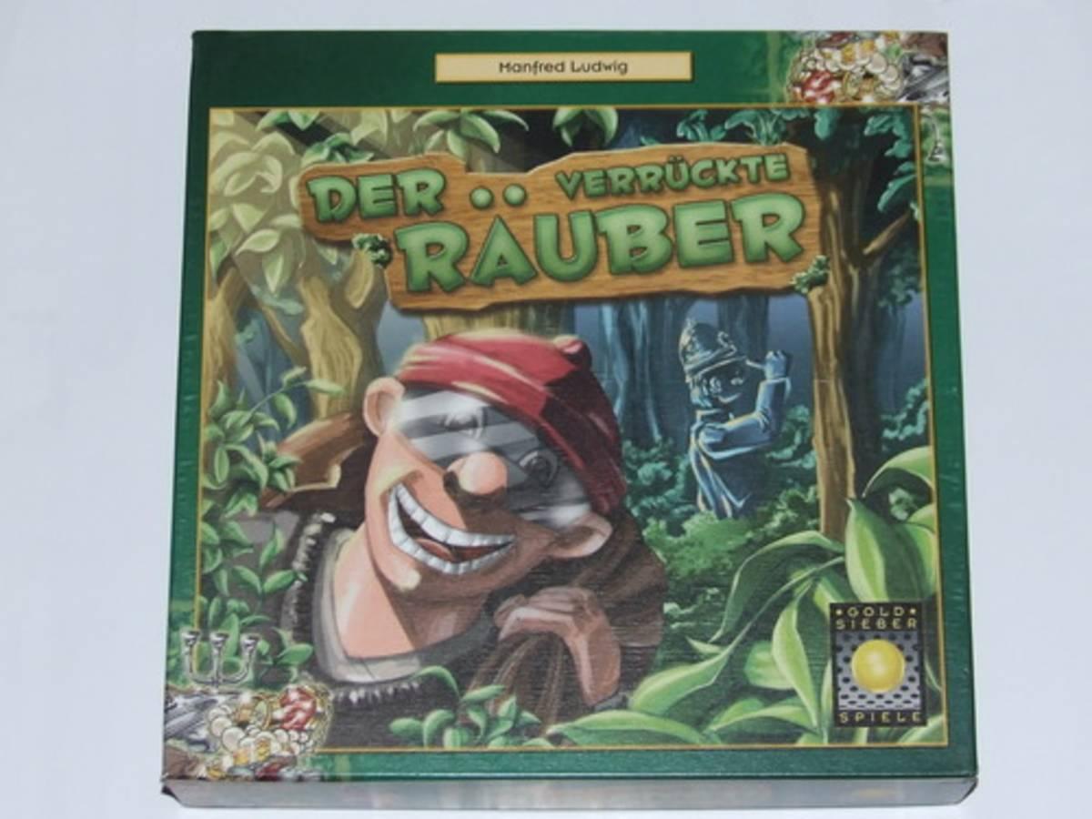 じたばた泥棒(Der verrückte Räuber)の画像 #31301 ままさん