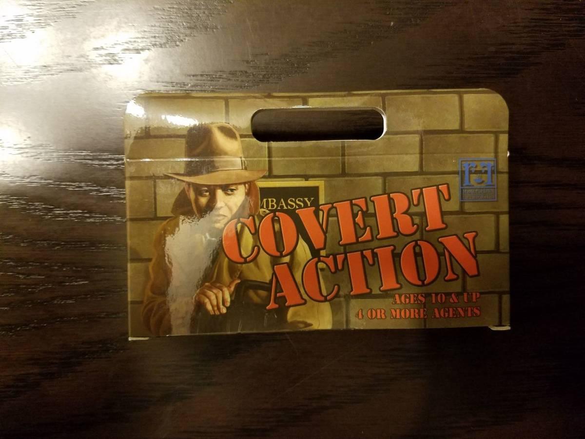 隠密作戦(Covert Action)の画像 #61994 オグランド(Oguland)さん