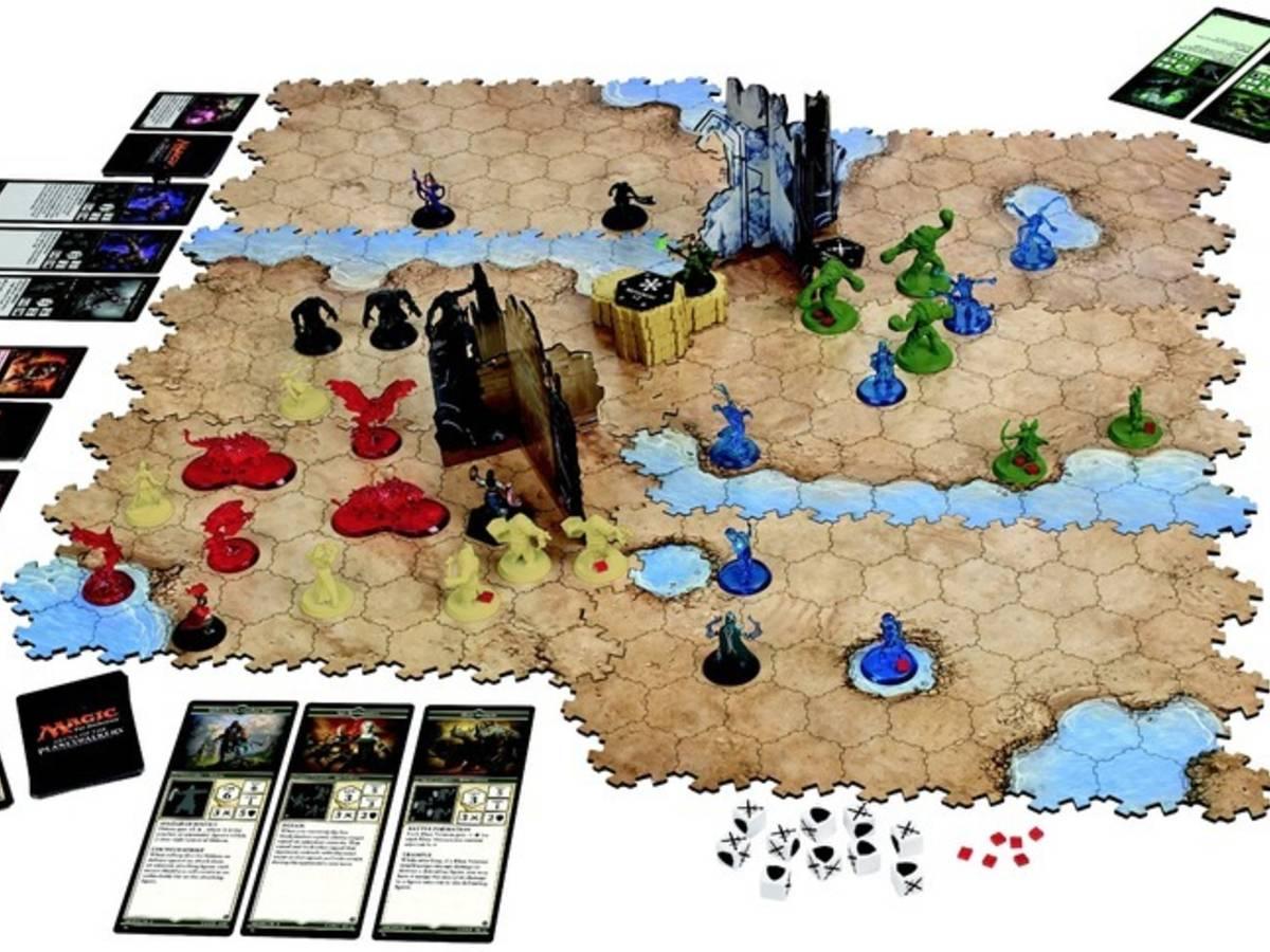 マジック:ザ・ギャザリング:アリーナ・オブ・ザ・プレーンスウォーカーズ・ゲーム(Magic: The Gathering - Arena of the Planeswalkers Game)の画像 #32512 ボドゲーマ運営事務局さん