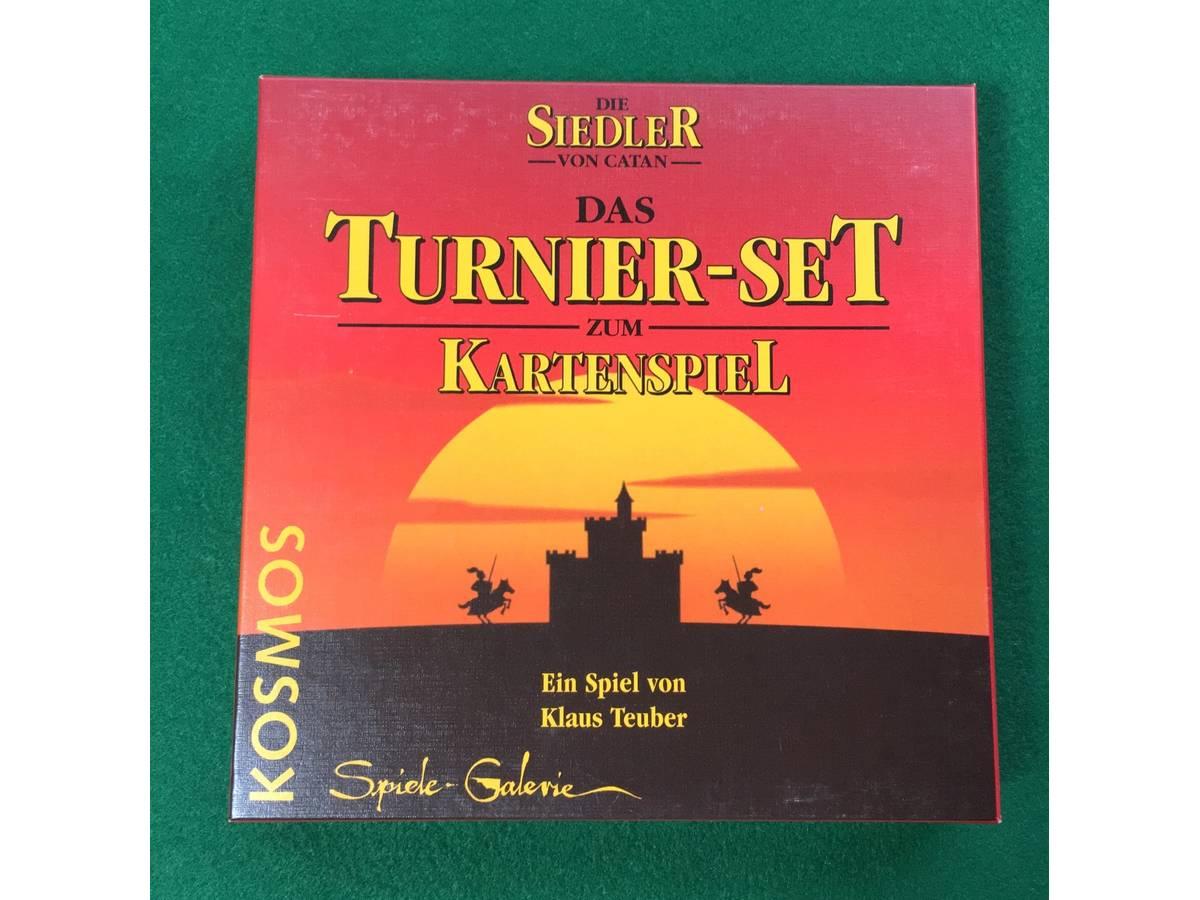 カタンの開拓者たち:カードゲーム トーナメントセット(Die Siedler von Catan: Das Turnier-Set zum Kartenspiel)の画像 #45228 nekomaruさん