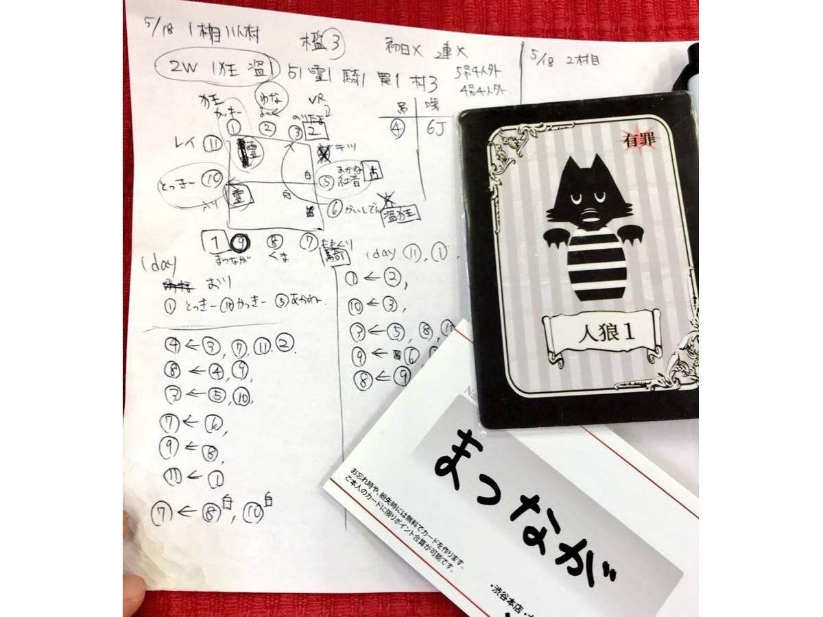 監獄人狼(Kangoku Jinrou)の画像 #44759 まつながさん