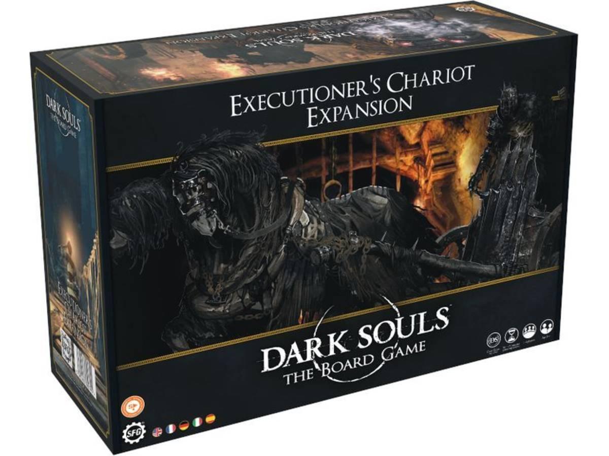 ダークソウル ボードゲーム:刑吏のチャリオット(拡張)(Dark Souls: The Board Game – Executioners Chariot Boss Expansion)の画像 #72254 まつながさん