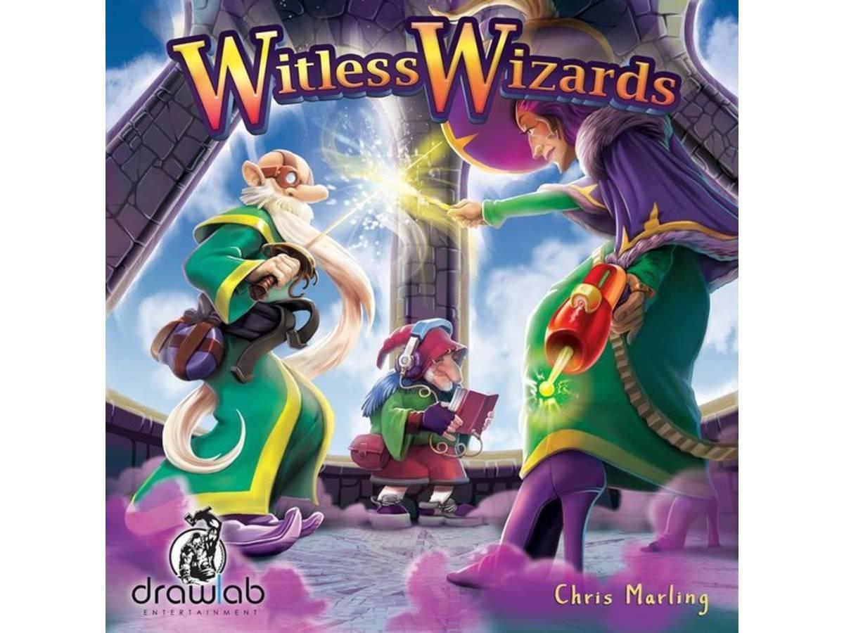 賢者の物忘れ(Witless Wizards)の画像 #65815 まつながさん