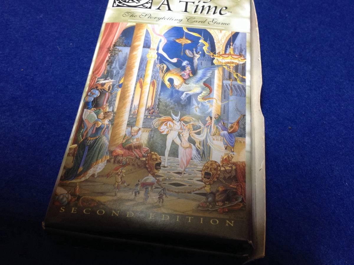 ワンス・アポン・ア・タイム(Once Upon a Time: The Storytelling Card Game)の画像 #30316 GUDAGUDASAMAさん