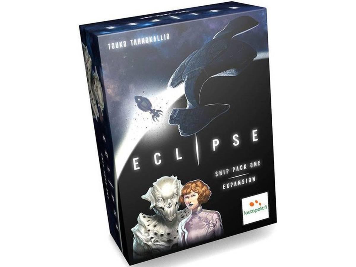 エクリプス:宇宙船パック1(Eclipse: Ship Pack One)の画像 #61903 まつながさん